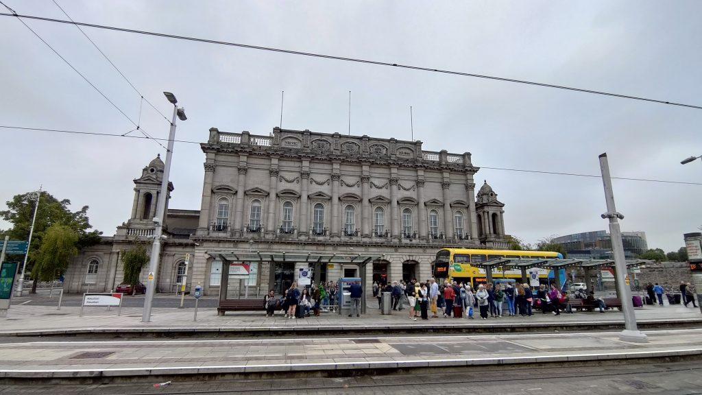 Heuston車站
