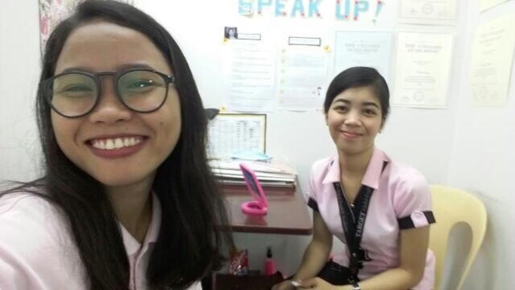 在菲律賓換一對一老師也有點尷尬