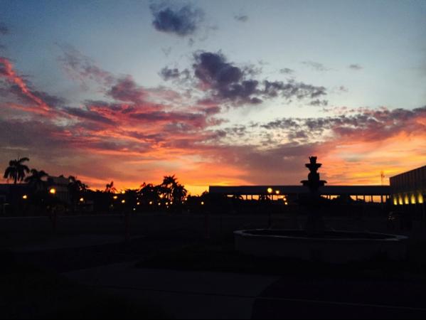 OKEA美麗夕陽