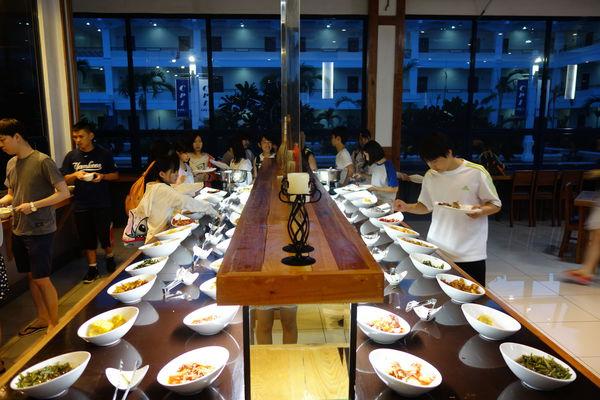CPI晚餐自助式