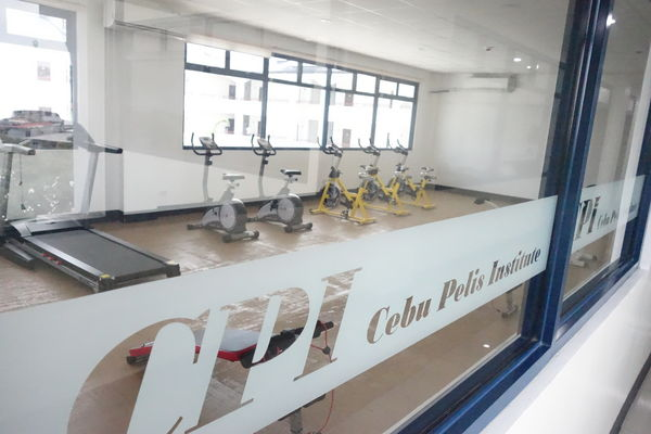 CPI健身房2