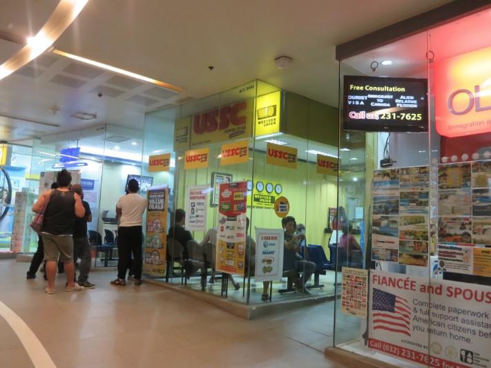 Ayala Mall 西聯匯款服務處-1