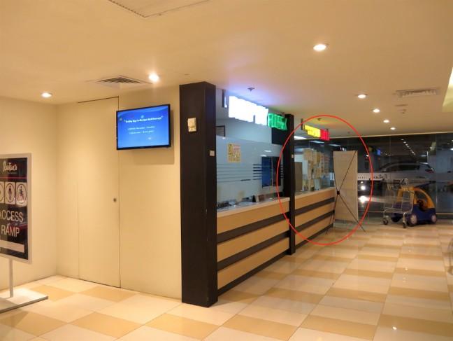 Ayala Mall 西聯匯款服務處-2